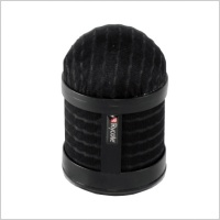 Rycote 5cm Miniscreen for 19-25mm Diameter Microphones - B-Stock