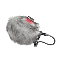 Rycote Baby Ball Gag Windjammer (Grey) - B-Stock