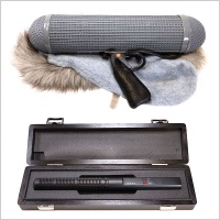 Rycote Classic Windshield w/ Fluffy and Sennheiser MKH60 Microphone - Used