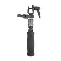Rycote Cyclone Soft Grip Handle PCS w/ Quick Release Adapter