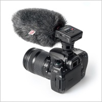 Rycote Mini Windjammer for the Tascam DR-10SG