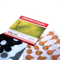 Rycote Sticky Windjammer Overcovers & Undercovers for Lavalier Microphones (Please Select)