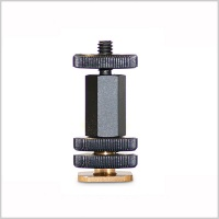 Rycote Female to 1/4'' Male Thread Adaptor and 3/8'' Shoe Adaptor