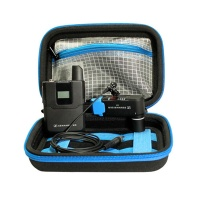 Sennheiser AVX-ME2 Set w/ Orca OR-65 Protective Case Bundle