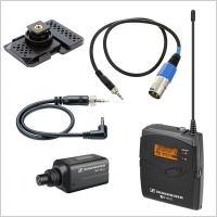 Sennheiser G3 Dynamic Wireless Interview Set - B-Stock