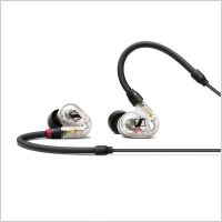 Sennheiser IE 40 PRO Dynamic In-Ear Monitoring Headphones (Clear)