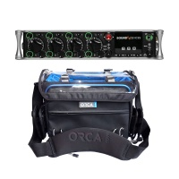 Sound Devices 888 Portable Mixer-Recorder W/ Orca OR-32 Bundle