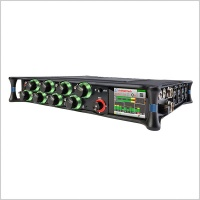 Sound Devices MixPre-10M Multitrack Recorder w/ Built In USB Audio Interface
