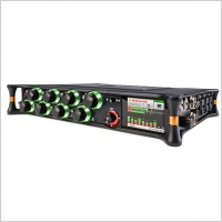 Sound Devices MixPre 10T Compact 10-Input / 12-Track Audio Recorder
