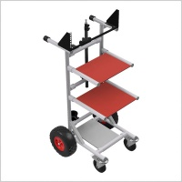 Soundcart Explorer Mid-Sized Sound Cart