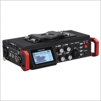 Tascam DR-701D 6-Track Field Recorder for DSLR