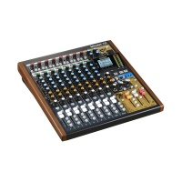 Tascam Model 12 - 10 Channel Analogue Mixer With 12 Track Digital Recorder & USB Interface