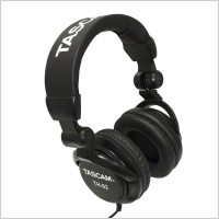 Tascam TH-02 Studio Grade Headphones