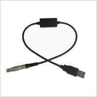 Timecode Systems 9-Pin Lemo to USB A cable for Sound Devices CL-12 -TCB-41