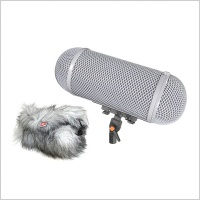 Rycote Stereo Windshield WS AF Single Shank Kit