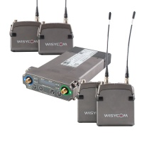 WisyCom MCR42 Complete Kit MTP40/41 Bundle