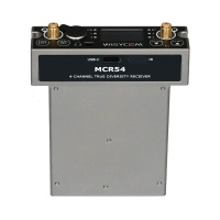 Wisycom MCR54 4-Channel Multiband True Diversity Receiver