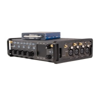 Zaxcom Nova Mixer Recorderw/ 1x Zaxcom MRX414 4-Channel Slot-In Receiver & FREE COGA Winglets