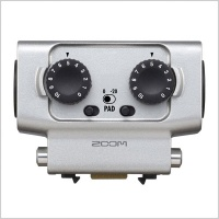 Zoom EXH-6 XLR/TRS Combo Capsule for Zoom Recorders