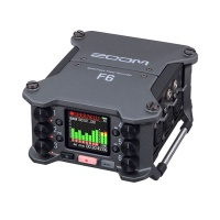 Zoom F6 Compact Digital Field Recorder