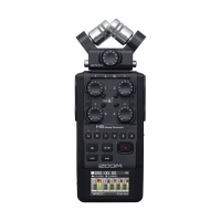 Zoom H6 6-Track Portable Handheld Recorder