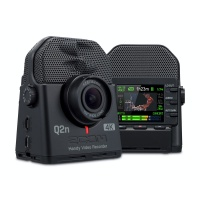 Zoom Q2n-4K Handy 4K Video Recorder with X/Y Condenser Microphones