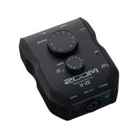 Zoom U-22 USB Mobile Recording & Performance Interface