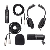 Zoom ZDM-1 Podcast Mic Pack for Professional Podcasts