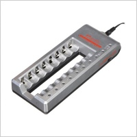 iPower US 8 Bay AA Battery Charger