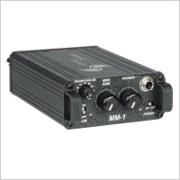 Sound Devices MM-1 Portable Mic Preamp w/ Monitoring